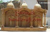Teak temple, CRTM028