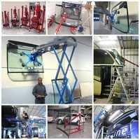 Windshield Repair Equipment