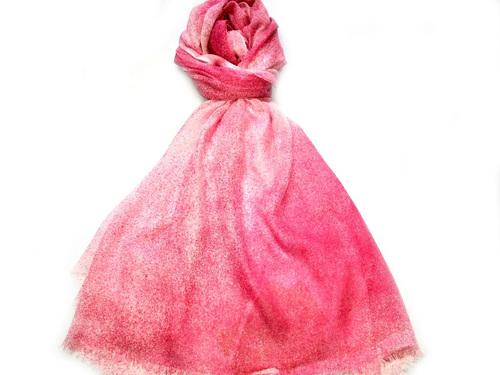 melange Wool scarf
