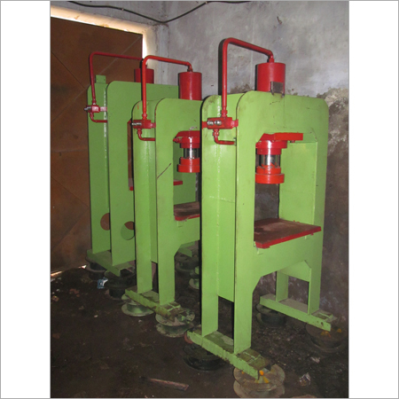 Hydraulic Tile Press Machine