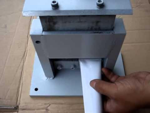 Alumininum Tube Crimping Machines