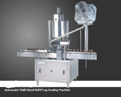Fully Automatic Roll Cap Sealing Machines