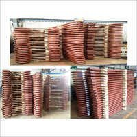Secondary Superheater Coils
