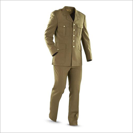 Military Uniforms & Fabrics