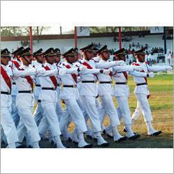 Terry Cotton Navy Uniforms & Fabrics