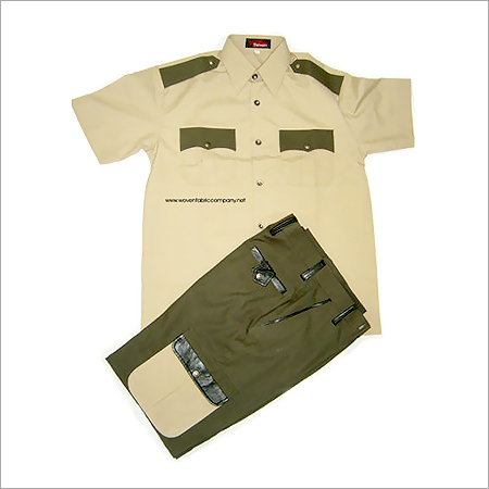 Security Uniform Wear