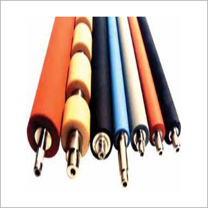 Rubber Conveyor Rollers