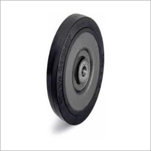 Trolley Solid Rubber Tyre