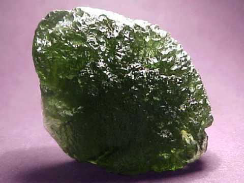 Powerfull Moldavite Natural Gemstone