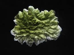 Moldavite Natural Gemstone