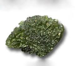 Magical Healing Moldavite Gemstone