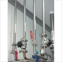 Autoclave Piping