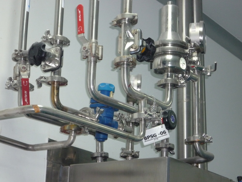 Auto Clave Piping