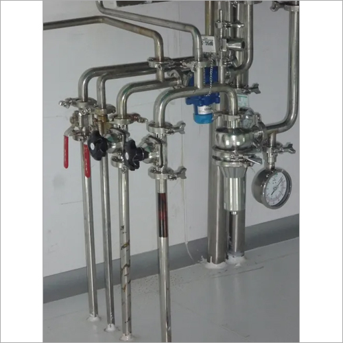 Utility Piping System