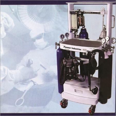 Steel Anaesthesia Machine