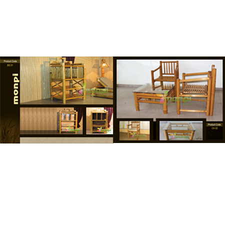 Designer Bamboo Furniture