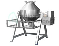 Lab Scale Double Cone Blender