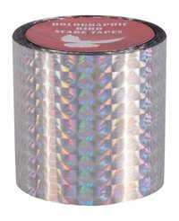 Bird Scare Repeller Tape Silver Diamond Tape