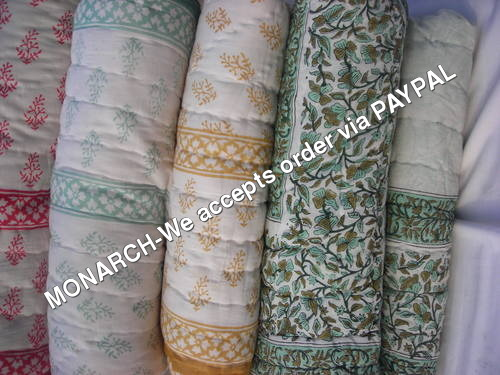 MUGHAL TRADITIONAL QUILT