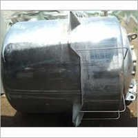 Stainless Steel And Ms Reactor