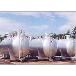 Storage Tank Fabrication Work