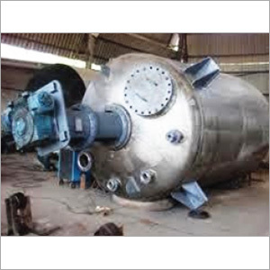 Pressure Vessel Fabrication Work
