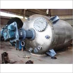 Pressure Vessel Fabrication Work