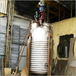 Pharmaceutical Stainless Steel Reactor