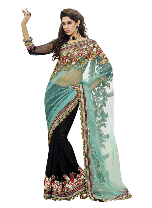 Trendy Partywear Saree