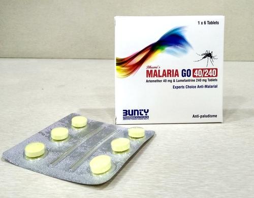 Lumefantrine Tablets
