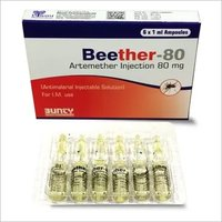 Artemether 80mg injection