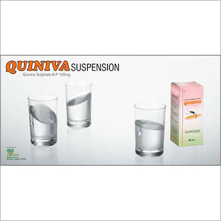 Quinine Sulphate  BP 100 mg
