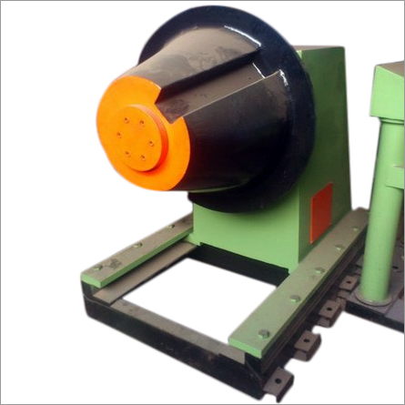 D Coiler For Slitting Line