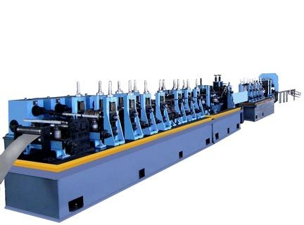 SS Square Pipe Making Machine