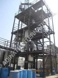Distillation Resin Plant