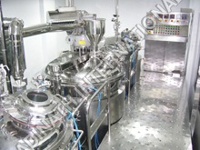 Lotion/Toothpaste Manufacturing Plant