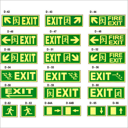 General Sign Boards