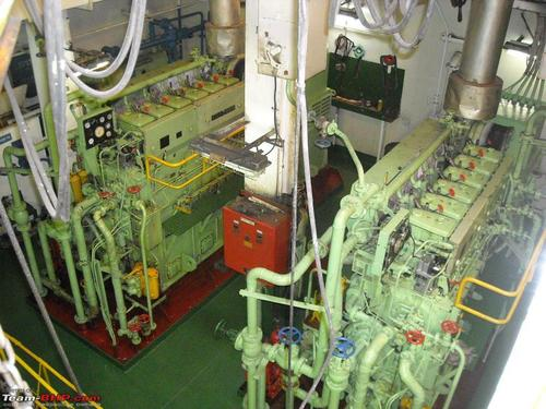 Industrial Ship Generators