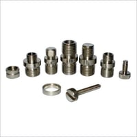 Insert Bolts Components