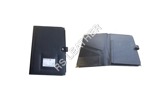 Leather File Folder, Leatherette portfolio.folder