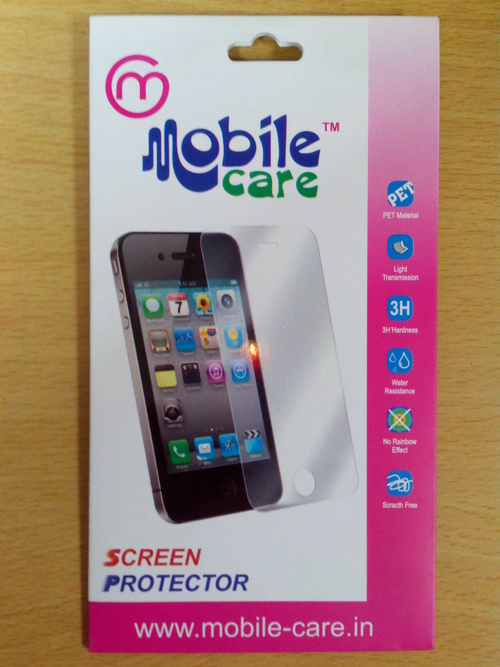Mobile Care Screen Protectors