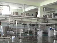 Butter Melting Unit for Milk Dairies