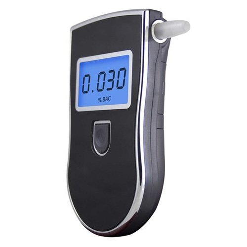 Alcohol Breath Analyser