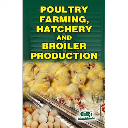 Poultry and Hatchery Farming Books