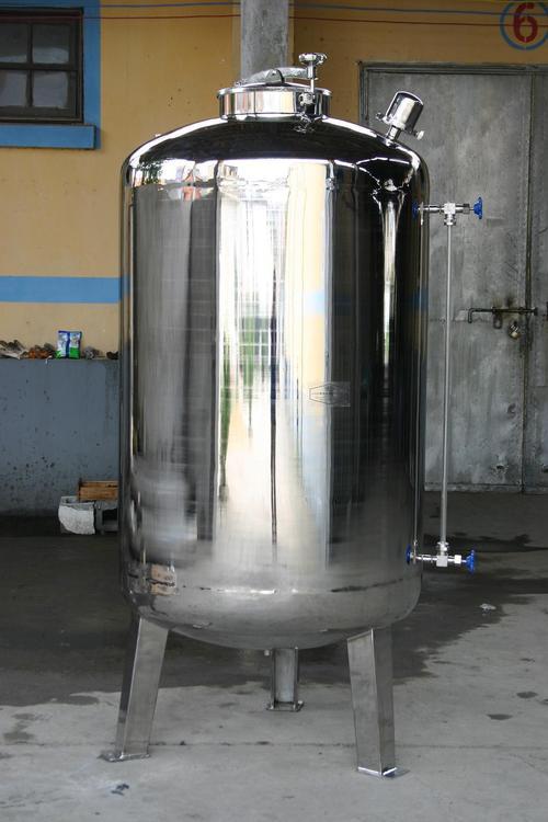 PW Storage Tank