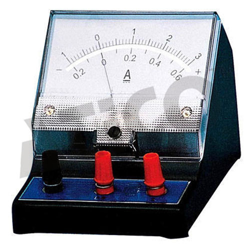 Demonstrator Of Moving Coil Meter Single Range