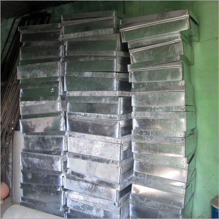 Metal Sheet Cooler Body