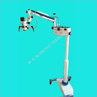DENTAL SURGICAL MICROSCOPE  FIVE  STEP