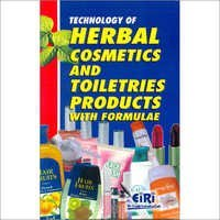 Technology of Herbal Cosmetics & Toiletries Products with Formulae