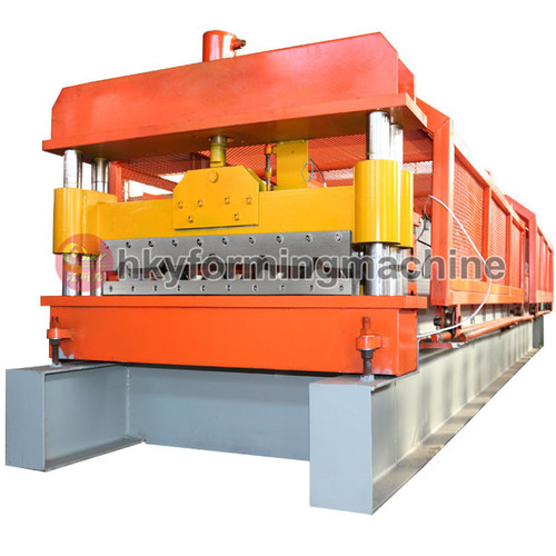 Colour Steel Sheet Roll Forming Machine